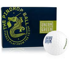Union Green Pindrop Photo Golf Balls