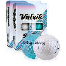 Volvik Solice Golf Balls - 12 Pack