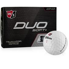 Wilson Staff Duo Soft+ Personalized Golf Balls