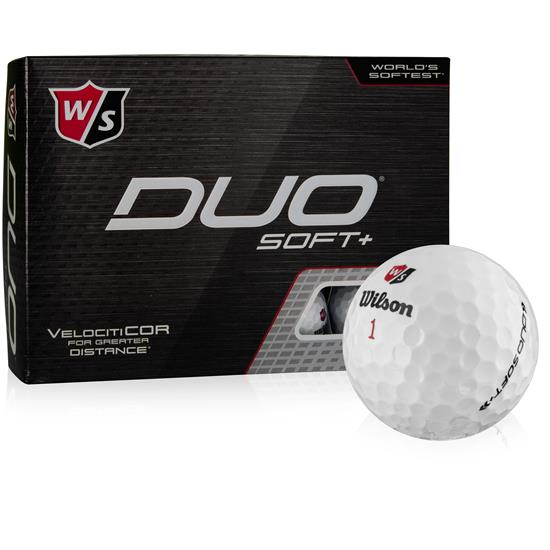 Wilson Staff Duo Soft+ Golf Balls