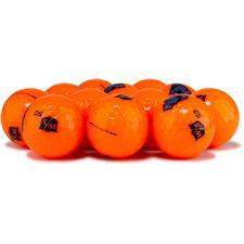 Wilson Staff Logo Overrun Fifty Elite Orange Golf Balls