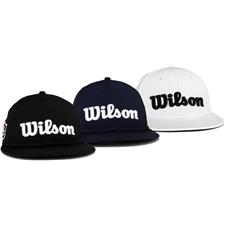 Wilson Staff Men's Tour Flat Brim Hat