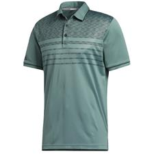 Adidas Men's Core Novelty Print Polo