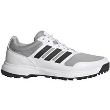 Adidas White-Core Black-Grey Two Tech Response Spikeless Golf Shoes