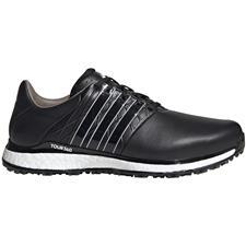 Adidas Core Black-Core Black-White Tour360 XT Spikeless 2 Golf Shoes