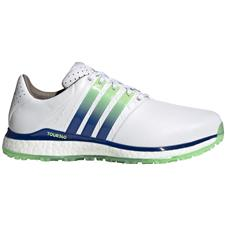 Adidas White-Royal Blue-Glory Mint Tour360 XT Spikeless 2 Golf Shoes