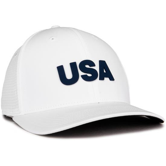 Adidas Men's USA A-Stretch Tour Hat