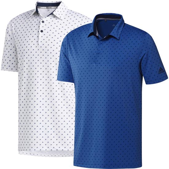 Adidas Men's Ultimate365 Badge of Sport Polo Shirt