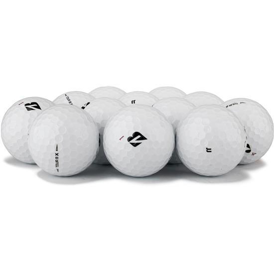 Bridgestone Tour B X Logo Overrun Golf Balls