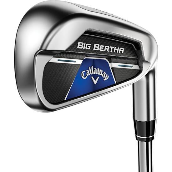 Callaway Golf Big Bertha B21 Steel Iron Set