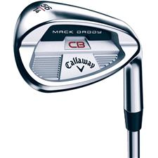 Callaway Golf Mack Daddy CB Steel Wedge