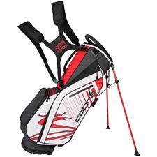 Cobra Ultralight Stand Bag - Black-White-Red