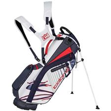 Cobra Ultralight Stand Bag - Peacoat-High Risk Red-White