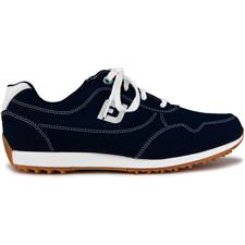 FootJoy Navy Previous Season Sport Retro Golf Shoes for Women