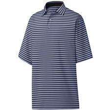 FootJoy X-Large Lisle 2 Color Stripe Self Collar Polo