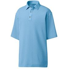 FootJoy Men's Lisle Mini Paisley Self Collar Polo