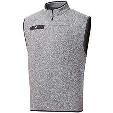 FootJoy Men's Sweater Fleece 1/4 Zip Vest