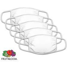 Misc Reusable Cotton Face Mask - 5 Pack
