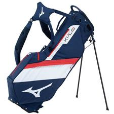 Mizuno K1-LO Stand Bag - Navy-Red