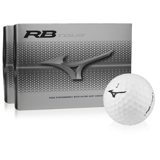 Mizuno RB Tour Golf Balls - 2 Dozen