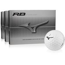 Mizuno RB Tour Novelty Golf Balls - 3 Dozen