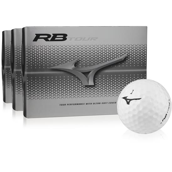 Mizuno RB Tour Golf Balls - 3 Dozen