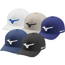 Mizuno Men's Tour Delta Fitted Hat