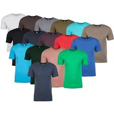 Next Level Custom Logo Triblend Crew T-Shirt
