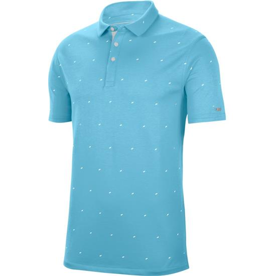 Nike Men's Dry Player Wing Print Polo