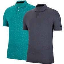 Nike Men's Dry Vapor Micro Print Polo