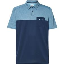 Oakley Men's Blocked Gravity Polo