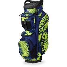 Ogio Convoy SE 14 Cart Personalized Bag 2020 Model - Neon Tropics