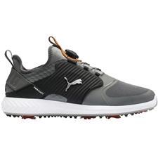 Puma Quiet Shade-Bronze-Puma Black Ignite PWRADAPT Caged Disc Golf Shoes