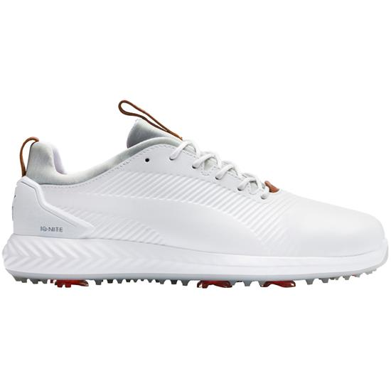 Puma Men's Ignite PWRADAPT Leather 2.0 Golf Shoes