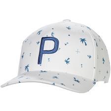 Puma Men's Palms Pattern 110 P Snapback Hat