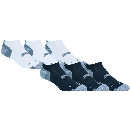 Puma Men's Pounce Low Cut Socks - 3 Pack
