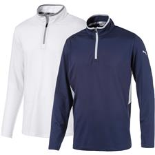 Puma Men's Rotation Golf 1/4 Zip Pullover