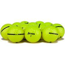 Srixon Q-Star Tour 3 Yellow Logo Overrun Golf Balls