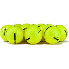 Srixon Z Star Yellow Logo Overrun Golf Balls
