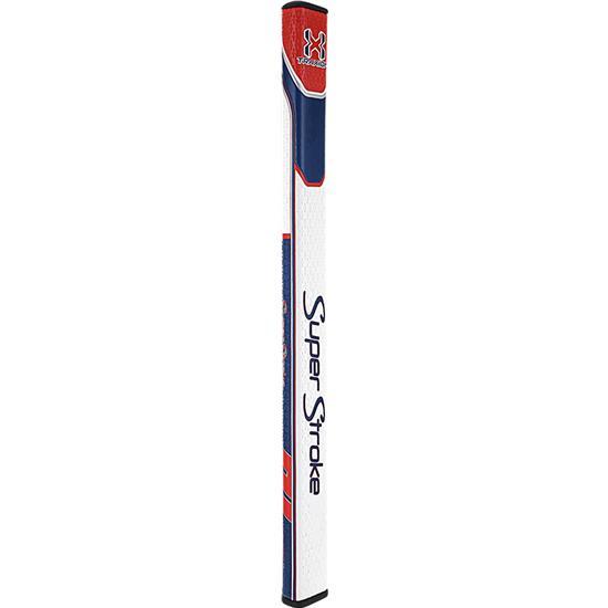 Super Stroke 17 Traxion Flatso Putter Grip