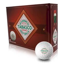 TABASCO Brand Golf Balls