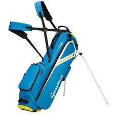 Taylor Made FlexTech Lite Stand Bag - Blue-Lime