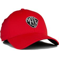Taylor Made Men's Made 79 Cage Snapback Hat 2020 - Red