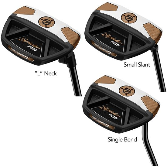 Taylor Made Spider FCG Putters