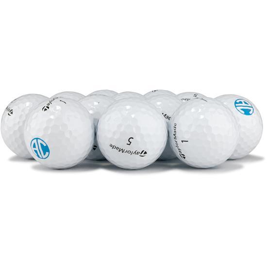 Taylor Made Prior Generation TP5 Logo Overrun Golf Balls