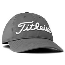 Titleist Men's Corporate Performance Personalized Hat - Charcoal-White