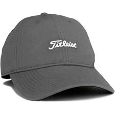 Titleist Men's Nantucket Golf Hat - Charcoal-White