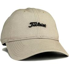Titleist Men's Nantucket Golf Hat - Khaki-Black