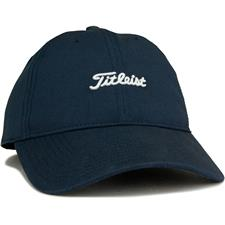 Titleist Men's Nantucket Golf Hat - Navy-White
