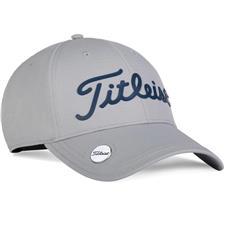 Titleist Men's Performance Ball Marker Personalized Golf Hat - Grey-Navy